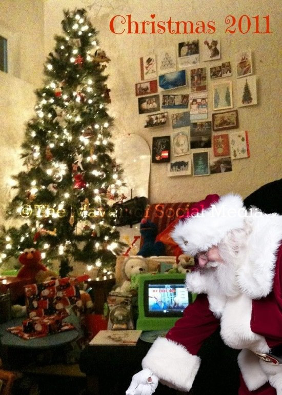 Sharing holiday photos with YesVideo!