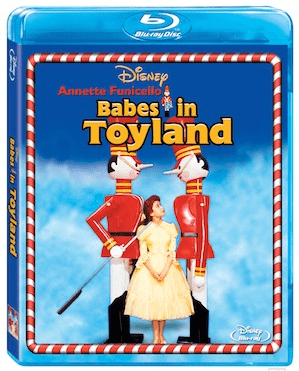 Babes In Toyland on Blu-ray Today 12/11