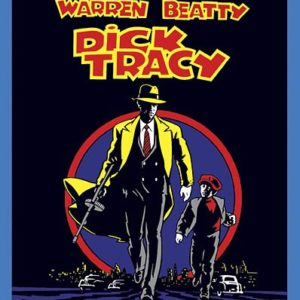 Dick Tracy now on Blu-Ray!