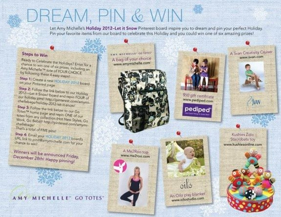 amy michelle giveaway