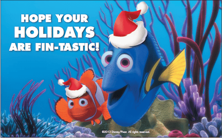 Just keep swimming with Finding Nemo Blu-Ray release and fun activities!