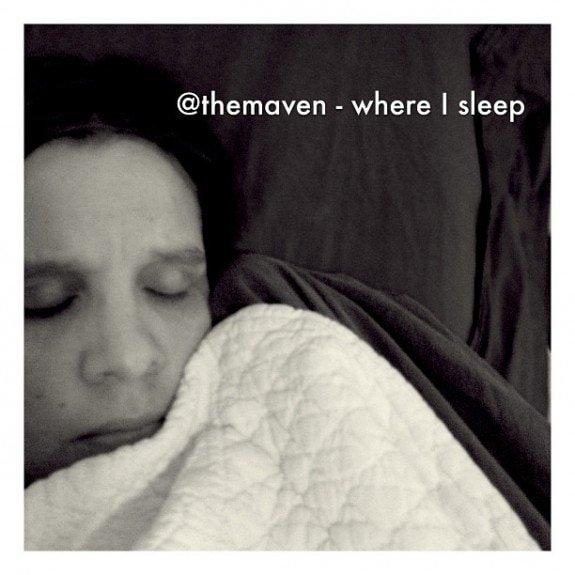 Where I Sleep – January Photo a Day #7sDDPhotoaDay