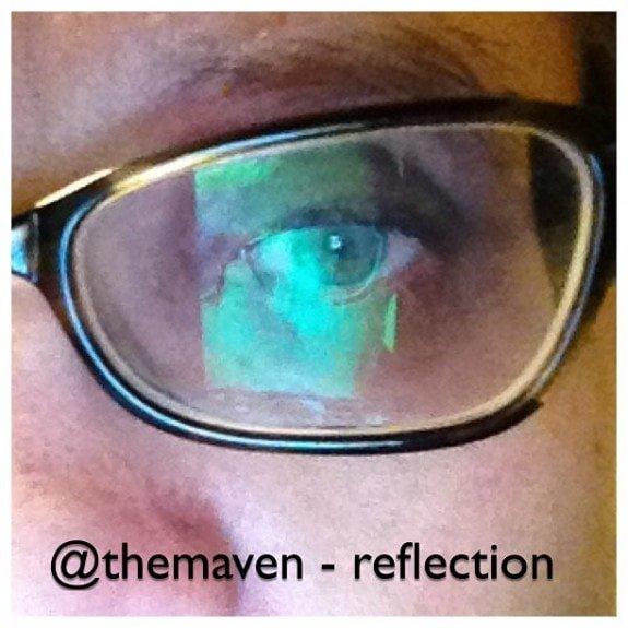 Reflection – January Photo a Day #7sDDPhotoaDay
