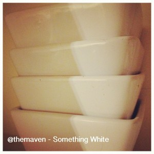 Something White - January Photo a Day #7sDDPhotoaDay