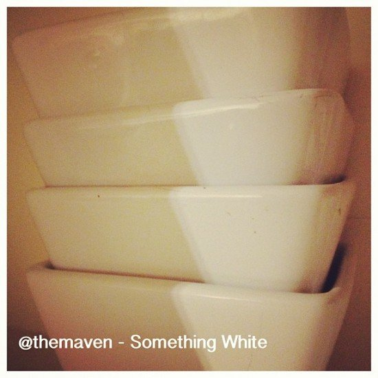 Something White – January Photo a Day #7sDDPhotoaDay