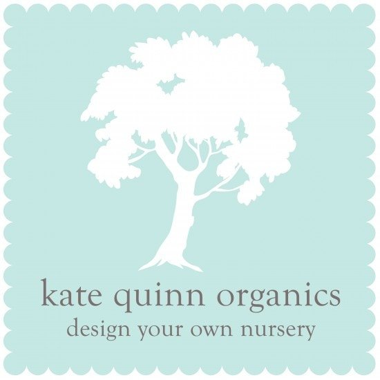 Just 4 days left to inspire a nursery with kate quinn organics!