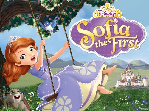 Princess time: Sofia the First