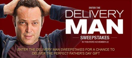 Dreamworks' DELIVERY MAN – Sweepstakes & Sneak Peek!!!