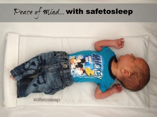 A parent's peace of mind: SafetoSleep™