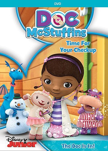 Doc McStuffins Time for Your Check Up!