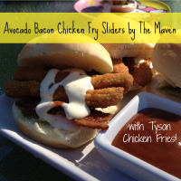 chicken fry sliders