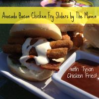 chicken fry sliders