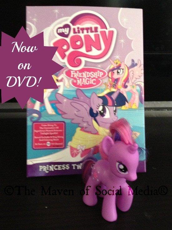Princess Twilight Sparkle has arrived!