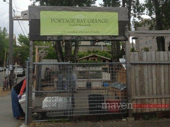 portage bay grange