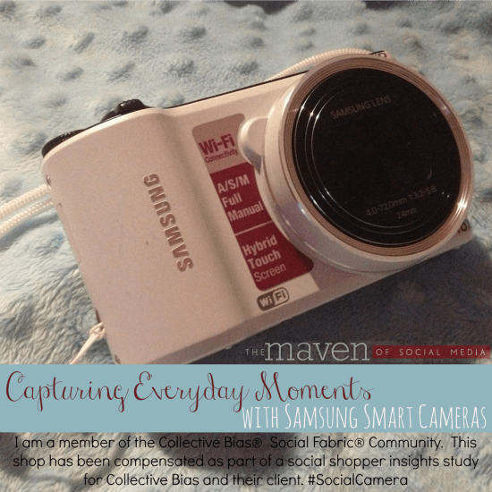 Capturing Everyday Moments with Samsung Smart Cameras