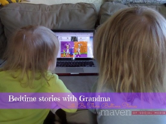 bedtime stories with Grandma