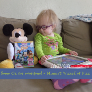 Some Oz for everyone! – Minnie's Wizard of Dizz