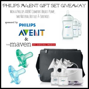 Avent Giveaway