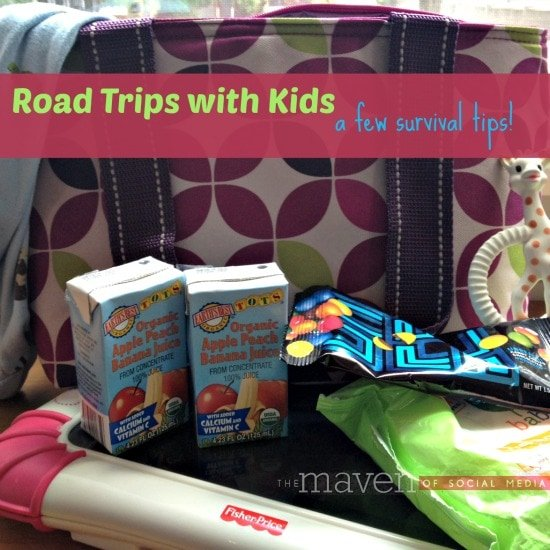 Road trips with kids? THREE kids? Time to buy a minivan!