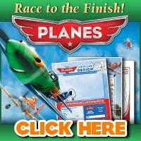 Super awesome printable PLANES activities