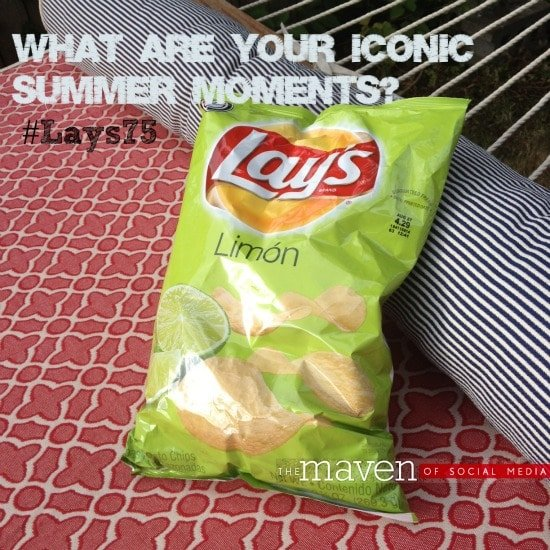 Lazy summer days with Lay's Potato Chips