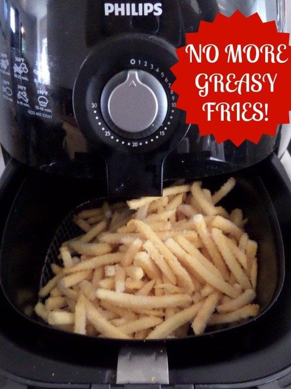 oil free frying