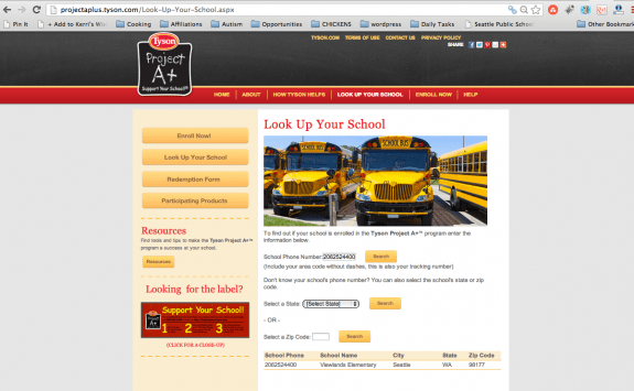 #ad Project A+ Viewlands Elementary