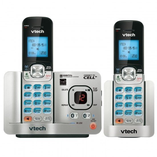 The VTech Connect To Cell Phone System has made my life easier