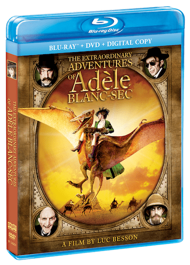 Family Movie Night: The Extraordinary Adventures of Adèle Blanc-Sec