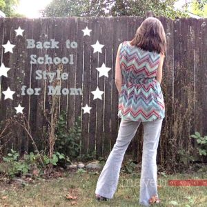 Back to School Style for Mom - The Maven of Social Media