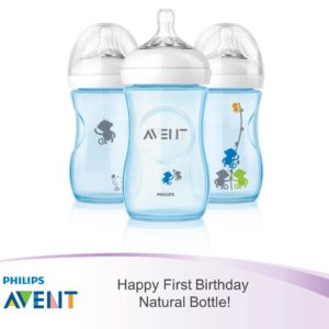 Happy Birthday Natural Bottle!