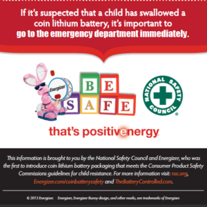 Battery Safety for Kids