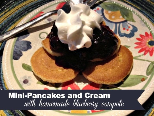 Blueberry Compote - The Maven of Social Media®