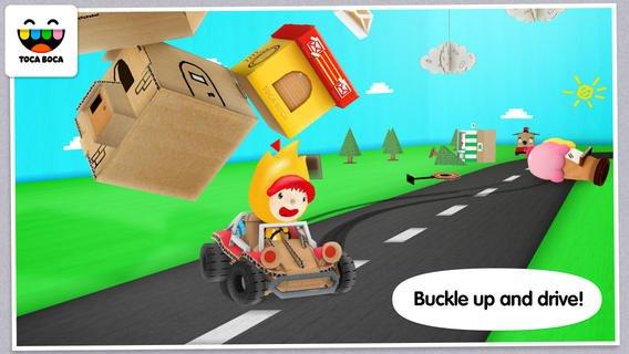 Toco Boco driving app