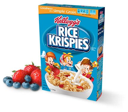 Join me at the Rice Krispies #EasytoDigest Twitter Party 9/25