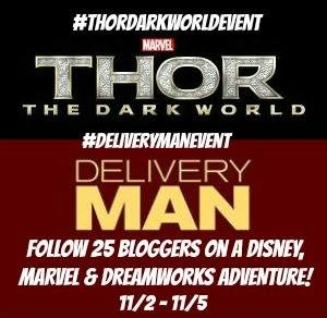This Maven is headed to LA for the #ThorDarkWorldEvent & #DeliveryManEvent next month!