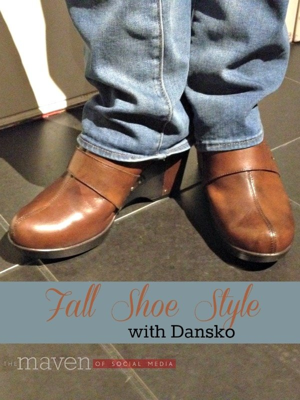 Fall Dansko Style | The Maven of Social Media®