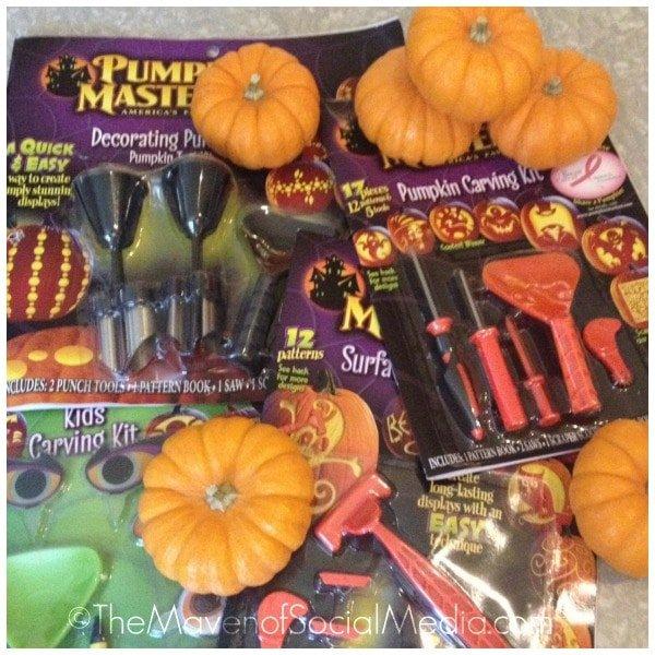 Pumpkin Masters Kits