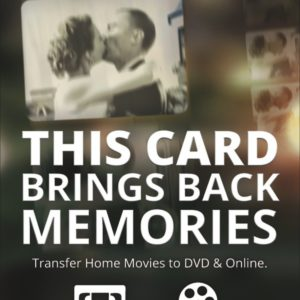 Transfer home movies to DVD with YesVideo!