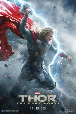It's THORSDAY! Win a trip to DISNEYLAND #ThorDarkWorld