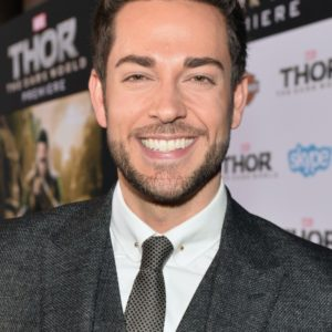 Zachary Levi as Fandral! Check out this interview!