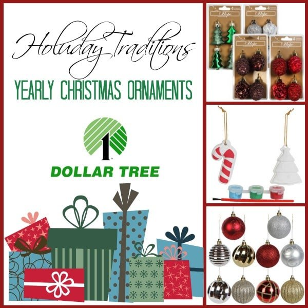 Holiday Traditions: Christmas Ornaments for gifts