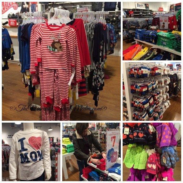 Kids Fashions at Osh Kosh