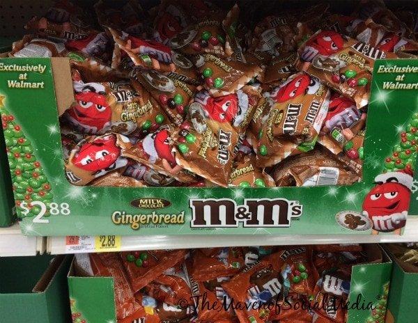 M&Ms at Walmart #shop #HolidayMM