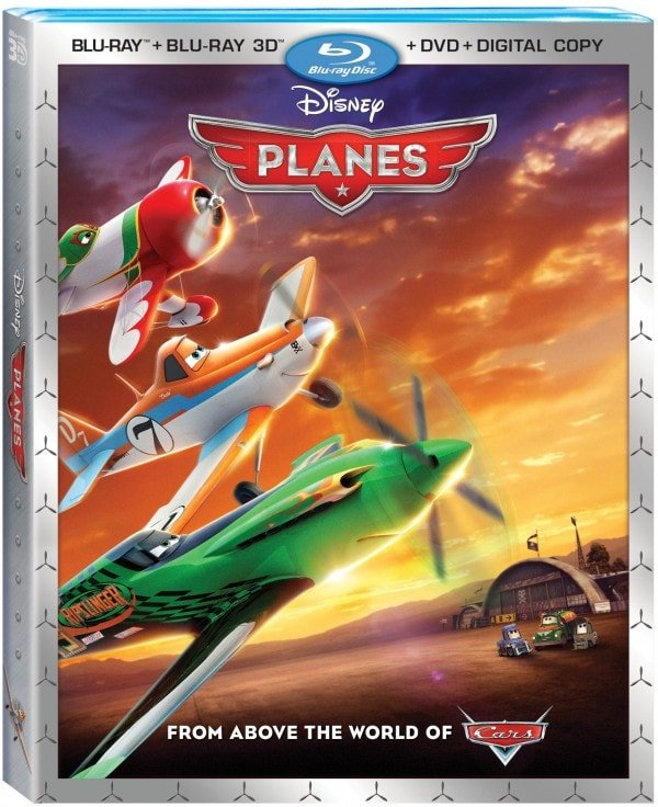 Planes Blu-Ray Release 3D