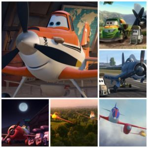 Planes Blu-Ray Release