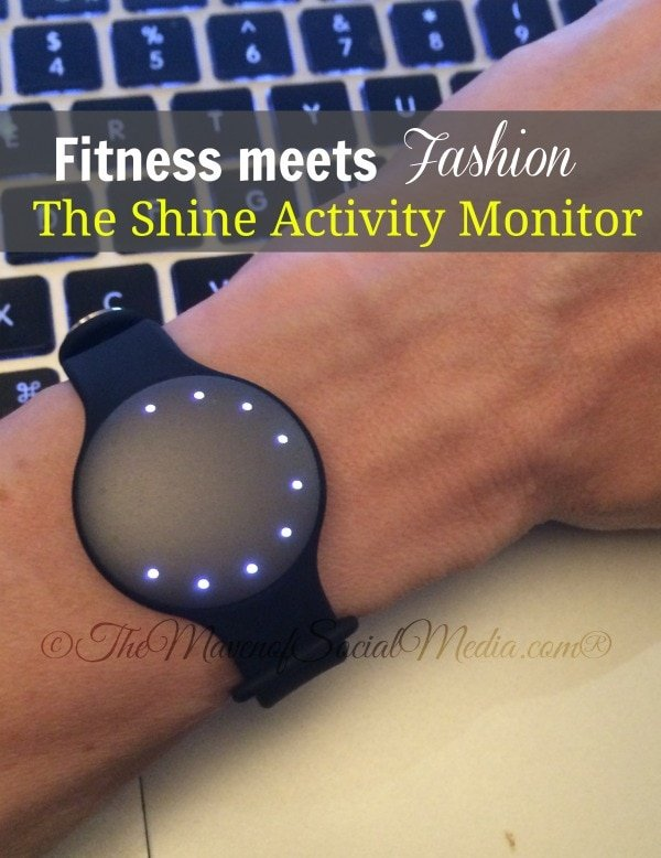 Fitness meets Fashion: Best Buy & Shine Activity Monitor