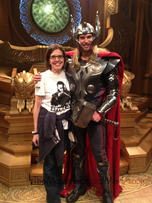 The Maven and Thor