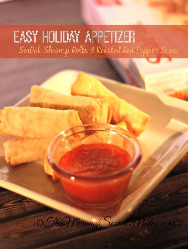 Easy Holiday Appetizer #PaktheParty #Shop