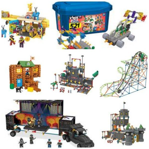 Hot Holiday Toys: K'Nex Building Sets!